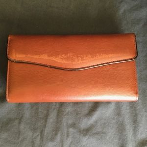 Buxton Bags - NWT Vintage Buxton Cal-Q Leather Clutch Wallet
